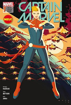 Captain Marvel, Band 1 (Panini)