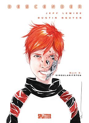 Descender, Band 3 (Splitter)
