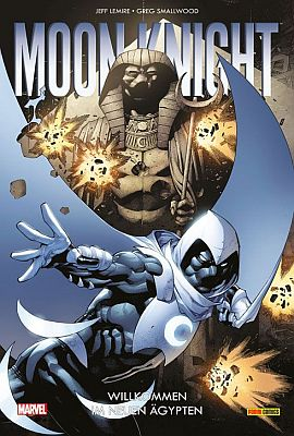 Moon Knight, Band 1 (Panini)