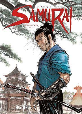 Samurai Gesamtausgabe, Band 1 (Splitter)