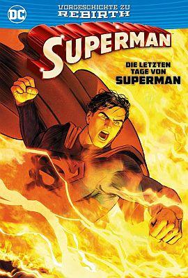 Superman: Die letzten Tage von Superman (Panini)