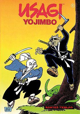 Usagi Yojimbo, Band 5 (Dantes Verlag)