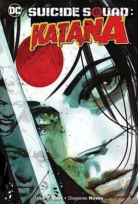 Suicide Squad: Katana (Panini)