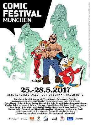 Comicfestival München 2017