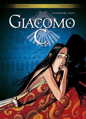 Giacomo C., Band 3 (Comicplus)