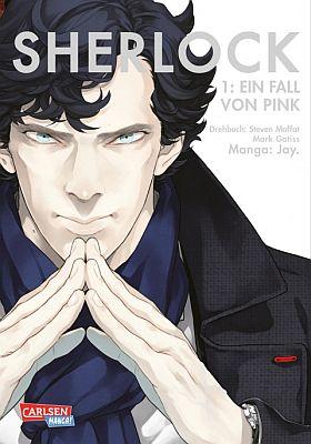 Sherlock, Band 1 (Carlsen)