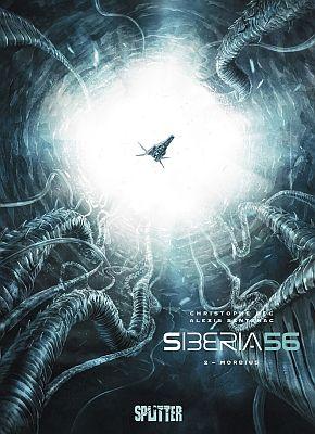 Siberia 56, Band 2+3 (Splitter)