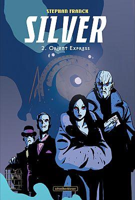 Silver, Band 2 (Schreiber & Leser)