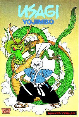 Usagi Yojimbo, Band 6/7 (Dantes Verlag)