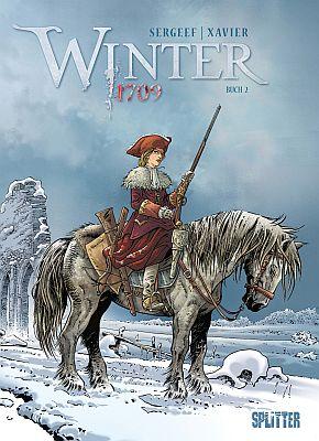 Winter 1709, Band 2 (Splitter)