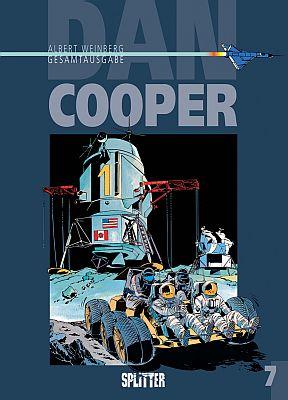 Dan Cooper Gesamtausgabe, Band 7 (Splitter)