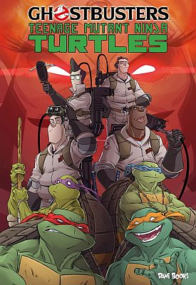 Ghostbusters/Teenage Mutant Ninja Turtles (dani books)