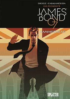 James Bond 007, Band 3 (Splitter)