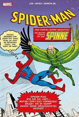 Marvel Klassiker: Spider-Man (Panini)