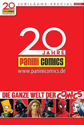 20 Jahre Panini Comics