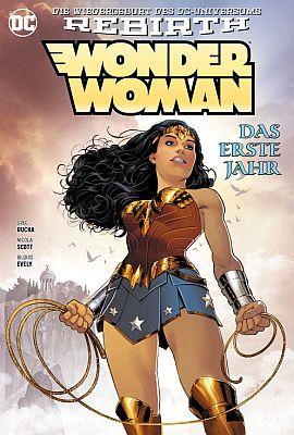 Wonder Woman: Das erste Jahr (Panini)