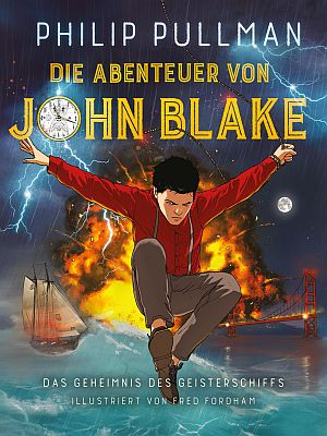 Die Abenteuer von John Blake (Carlsen)