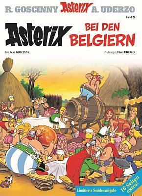 Asterix, Band 24 – Sonderausgabe (Egmont)