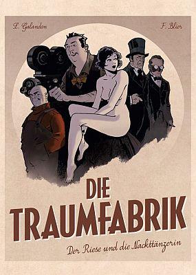 Die Traumfabrik, Band 1 (Panini)