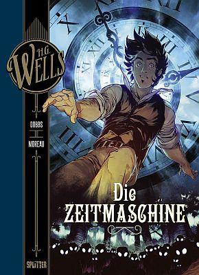 H.G. Wells: Die Zeitmaschine (Splitter)