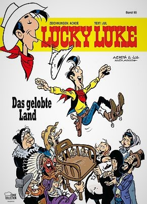 Lucky Luke, Band 95 (Egmont)