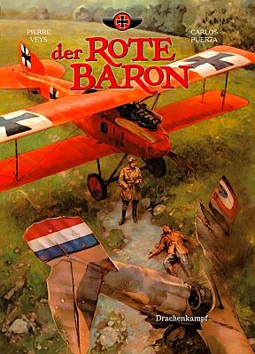 Der Rote Baron, Band 3 (Panini)