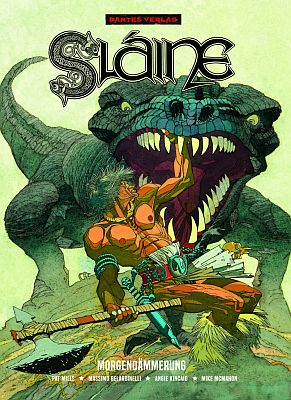 Sláine, Band 1 (Dantes Verlag)
