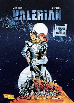 Valerian: Die Vorlage zum Kinofilm (Carlsen)