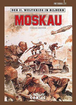 Der II. Weltkrieg in Bildern, Band 2 (Kult Comics)