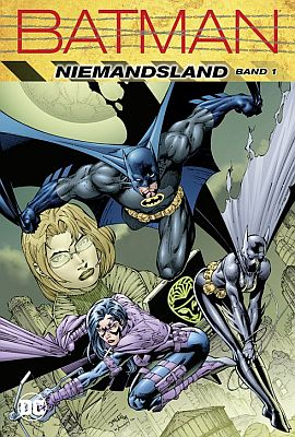Batman: Niemandsland, Band 1 (Panini)
