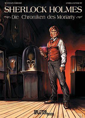 Sherlock Holmes: Die Chroniken des Moriarty (Splitter)
