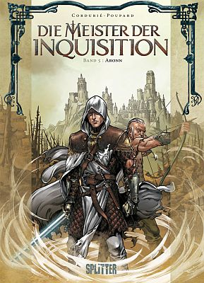 Die Meister der Inquisition, Band 5 (Splitter)