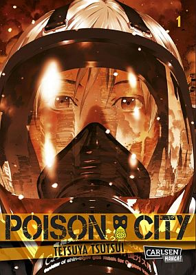 Poison City, Band 1 (Carlsen)
