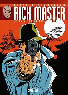 Rick Master Gesamtausgabe, Band 11 (Splitter)