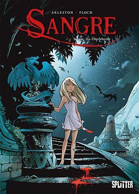 Sangre, Band 1 (Splitter)