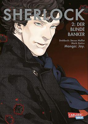 Sherlock, Band 2 (Carlsen)