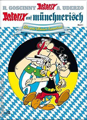 Asterix auf Münchnerisch, Band 1 (Egmont)