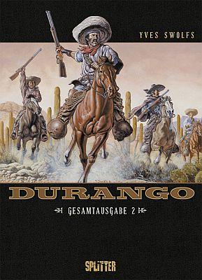 Durango Gesamtausgabe, Band 2 (Splitter)