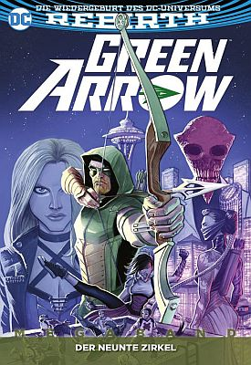 Green Arrow Megaband 1 (Panini)