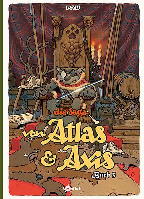 Die Saga von Atlas und Axis, Band 3 (toonfish)