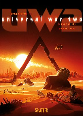 Universal War Two, Band 3 (Splitter)