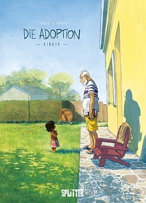 Die Adoption, Band 1 (Splitter)