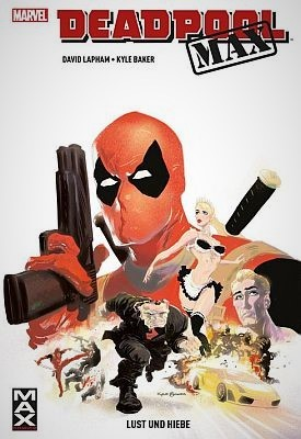 Deadpool Max, Band 1 (Panini)