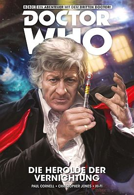Doctor Who: Der dritte Doctor (Panini)