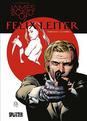 James Bond 007: Felix Leiter (Splitter)