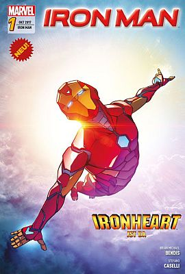 Iron Man Sonderband 1 (Panini)