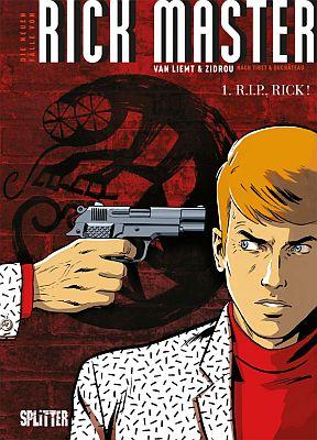 Die neuen Fälle von Rick Master, Band 1+2 (Splitter)