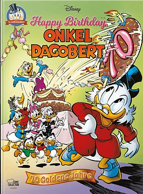 Happy Birthday, Onkel Dagobert (Egmont)