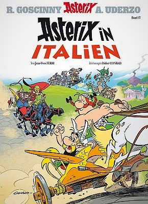 Asterix, Band 37 (Egmont)