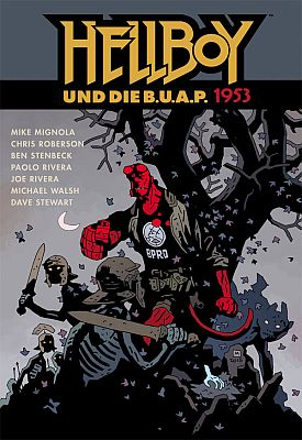Hellboy, Band 16 (Cross Cult)